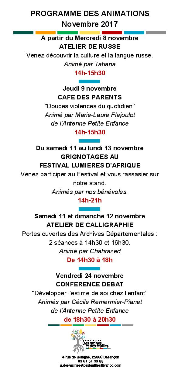 PROGRAMME des animations.oct2017-page-001.jpg